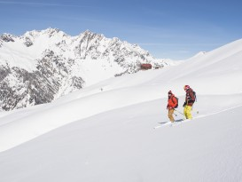 Wintersport in Stuben am Arlberg