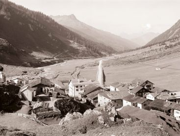Stuben am Arlberg, 21. September 1926